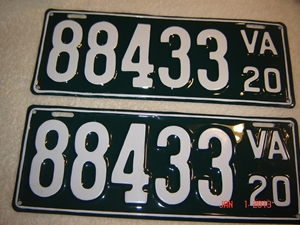 Picture of 1920 Virginia Car Pair  #88433