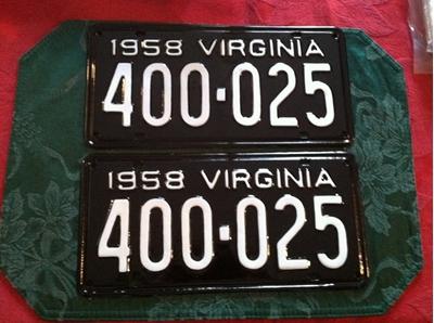 Picture of 1958 Virginia Car Pair #400-025