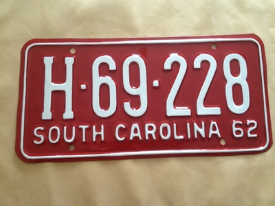 Picture of 1962 South Carolina Truck #H69-228