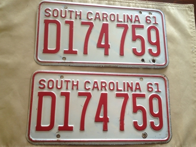 Picture of 1961 South Carolina Car Pair #D174759