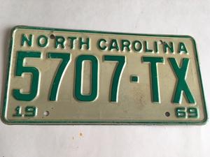 Picture of 1969 North Carolina Truck