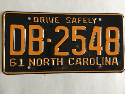 Picture of 1961 North Carolina