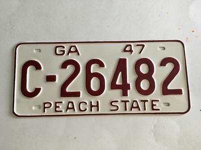 Picture of 1947 Georgia Car #C26482
