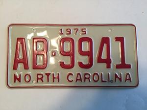 Picture of 1975 North Carolina Truck #AB-9941