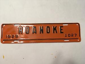 Picture of 1929 Virginia Roanoke Strip