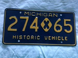 Picture of Historic Michigan #274-065