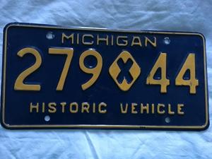 Picture of Historic Michigan #279-44