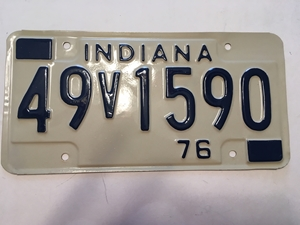 Picture of 1976 Indiana #49V1590