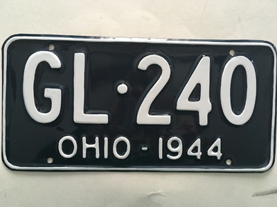 Picture of 1944 Ohio #GL-240
