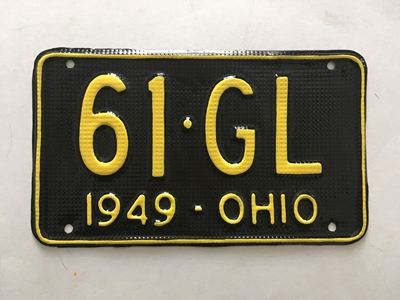 Picture of 1949 Ohio #61-GL