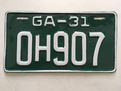 Picture of 1931 Georgia Car #OH907