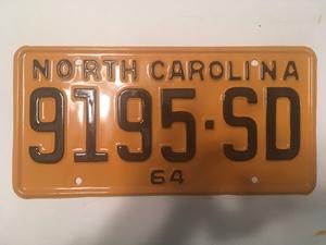 Picture of 1964 North Carolina Truck #9195-SD