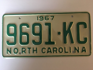 Picture of 1967 North Carolina Truck #9691-KC