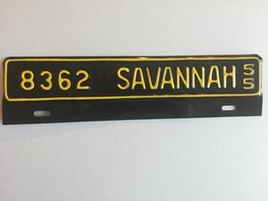 Picture of 1955 Georgia Savannah Strip