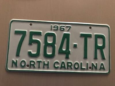 Picture of 1967 North Carolina Truck #7485-TR