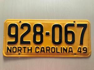 Picture of 1949 North Carolina Truck #928-067