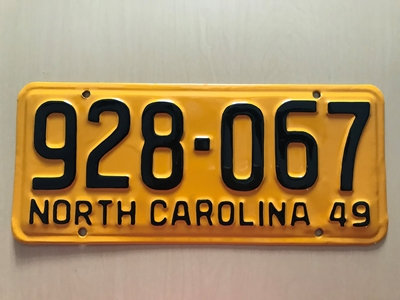 Picture of 1949 North Carolina Truck #928-067