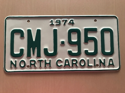 Picture of 1974 North Carolina Truck #CMJ-950