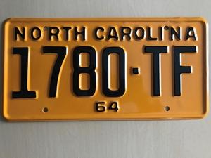 Picture of 1964 North Carolina Truck #1780-TF
