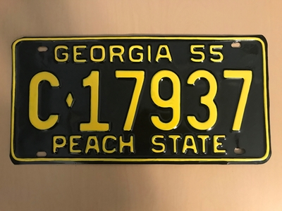Picture of 1955 Georgia Car #C-17937