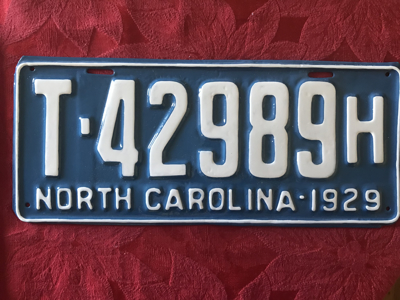 Picture of 1929 North Carolina Truck  #T42989H