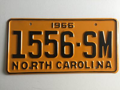Picture of 1966 North Carolina Truck #1556-SM