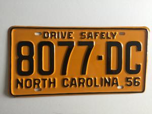 Picture of 1956 North Carolina Truck #8077-DC