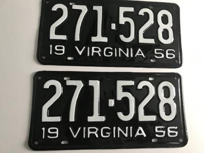 Picture of 1956 Virginia Car Pair #271-528