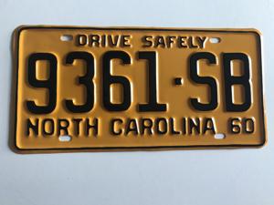 Picture of 1960 North Carolina Truck #9361-SB