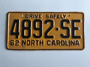 Picture of 1962 North Carolina Truck #4892-SE