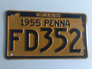 Picture of 1955 Pennsylvania #FD352