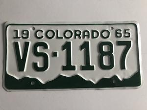 Picture of 1965 Colorado #VS-1187