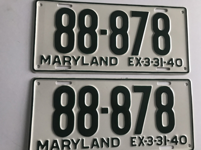 Picture of 1940 Maryland Car Pair #88-878