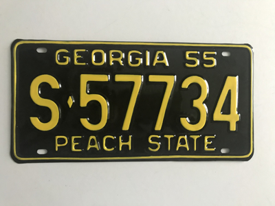 Picture of 1955 Georgia S-57734