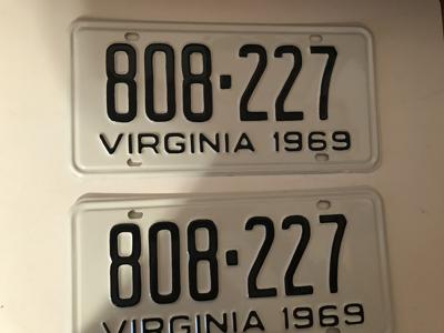 Picture of 1969 Virginia Car Pair #808-227