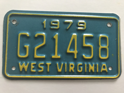 Picture of 1979 West Virginia #G21458