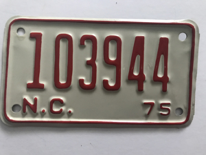 Picture of 1975 North Carolina 103944