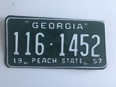 Picture of 1957 Georgia Car #116-452