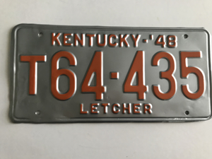 Picture of 1948 Kentucky #T64435