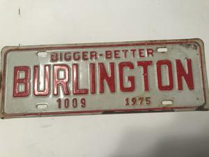 Picture of 1975 Burlington strip
