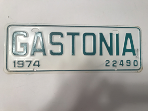 Picture of 1974 Gastonia strip