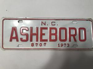 Picture of 1973 Ashboro Strip #8707